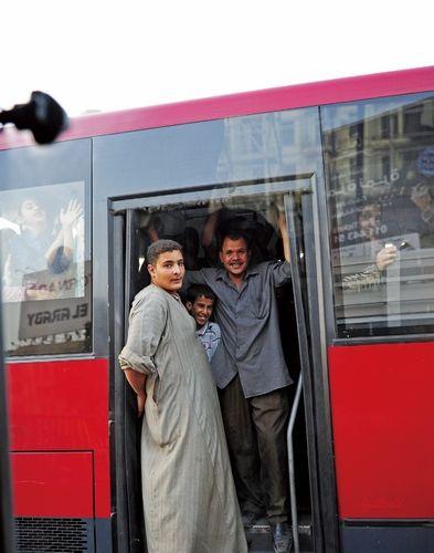 开罗城市游记:世界上最拥堵的城市