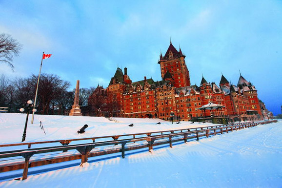 蒙特利尔、魁北克、渥太华、千岛三日(编号:917)