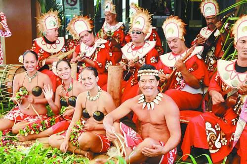大溪地(Tahiti)-大溪地电压