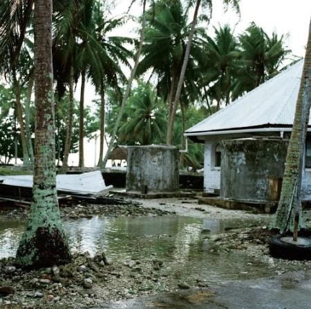 所罗门群岛东部岛屿:萨沃岛