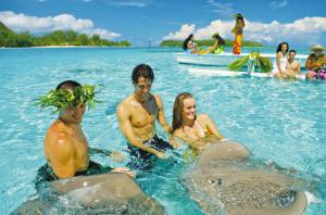 大溪地(Tahiti)娱乐活动