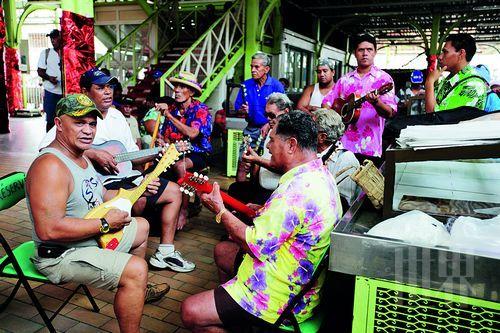 大溪地(Tahiti)-波利尼西亚波拉波拉、大溪地六日燃情之旅