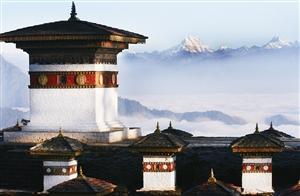 神秘国度不丹 最后的香格里拉