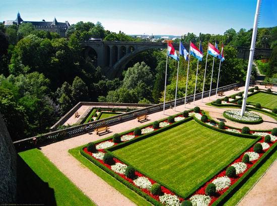 卢森堡旅游必去景点