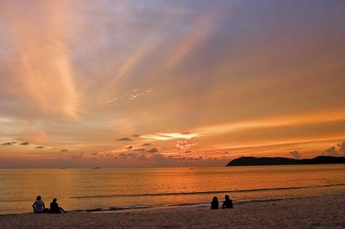 马来西亚兰卡威:鹰之海岛漫游记