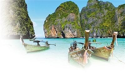 攀牙湾是普吉岛全岛风景最美丽的地方