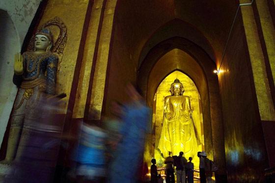 缅甸蒲甘旅游乐虎国际官网