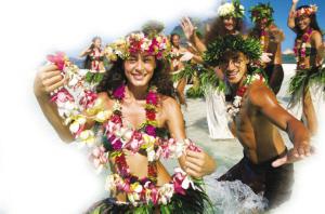 大溪地(Tahiti)-大溪地风俗
