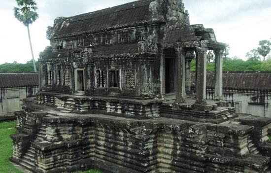 柬埔寨旅游地图 柬埔寨电子地图