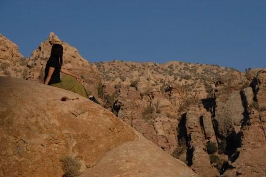 峡谷深处的玫瑰城 中东行约旦穷游乐虎国际官网