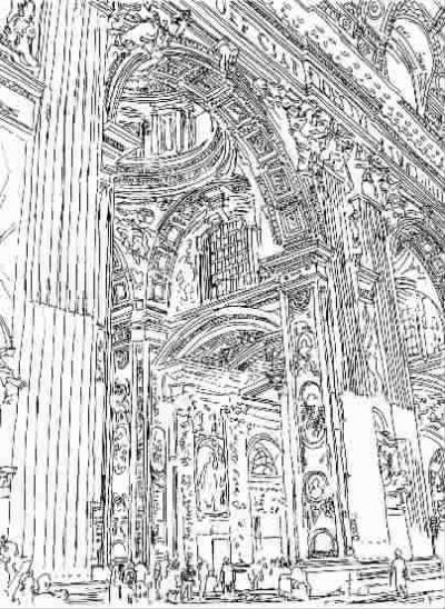 国中之国梵蒂冈 穿越回文艺复兴时期