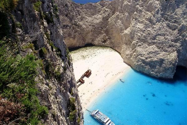 八大欧洲最美海滩