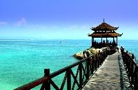 【海景臻品】分界洲岛、槟榔谷、南天植物园、观澜湖电影公社、小鱼温泉海南双飞5日游